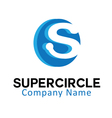 Super Circle Design vector image