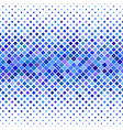 color square pattern background - from diagonal vector image vector image