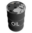 extraction petroleum products vector image vector image