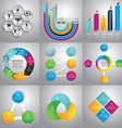 Infographics Design Templates set