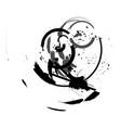 circle slick vector image vector image