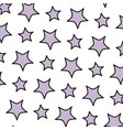 color light star art design background vector image vector image