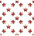 Universal badge Soviet Union stars seamless vector image
