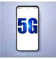5g network wireless technology vector image vector image