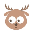 cute character isolated icon design vector image vector image