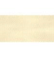 golden hexagon lines seamless pattern geometric vector image