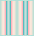 vertical pink and blue stripes print vector image vector image