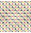 Floral Chinese seamless pattern vector image vector image