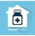 home care design vector image