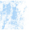 distress blue background vector image