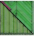 Green grunge striped background