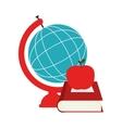 planet earth school supply vector image