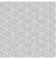 triangular distressed halftone pattern dotted vector image vector image