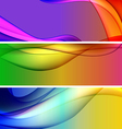 Abstract background banner28 vector image