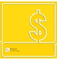 Money bank Icon vector image