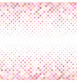 pink abstract square pattern background - from vector image vector image