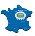 Stade de France Euro 2016 vector image