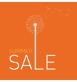 Summer Sale collection vector image vector image