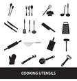 Home kitchen cooking utensils icon eps10