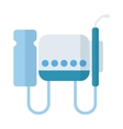 Dental equipment vector image