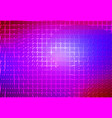 pink purple blue spiral rounded mosaic background vector image vector image