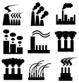 logo icons plant vector image vector image