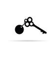 old key vector image vector image