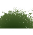 distress green background vector image vector image
