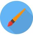 Paintbrush II vector image vector image