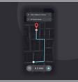 taxi gps locator city map navigation mobile app