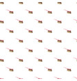 brush for cleaning pattern vector image vector image