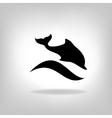 a fish vector image vector image