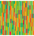 Colorful seamless pattern with vertical lines vector image vector image