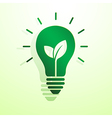 Green idea2 vector image