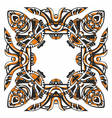 tribal border vector image vector image