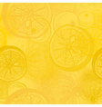 Lemon citrus fruit Wallpaper seamless pattern vector image vector image