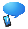 Portable Communications vector image