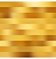 seamless golden shades horizontal stripes vector image