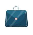women handbag closeup object vector image vector image