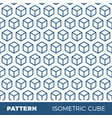 abstract geometric background pattern with vector image