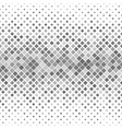 grey abstract square pattern background from vector image vector image