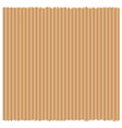 brown recycled paper cardboard texture vector image