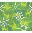 Christmas decorative seamless pattern vector image