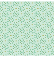 small flowers pattern vector image