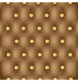 furniture leather vector image