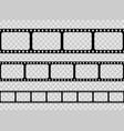 creative of old retro film vector image vector image