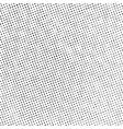 halftone overlay background vector image