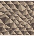 seamless geometric polygonal texture vector image