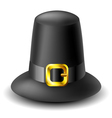 Thanksgiving hat vector image vector image