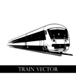 Train vector image vector image